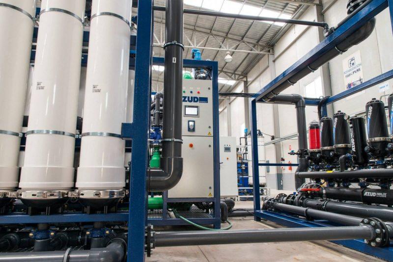 водоподготовка для производств пищевой промышленности